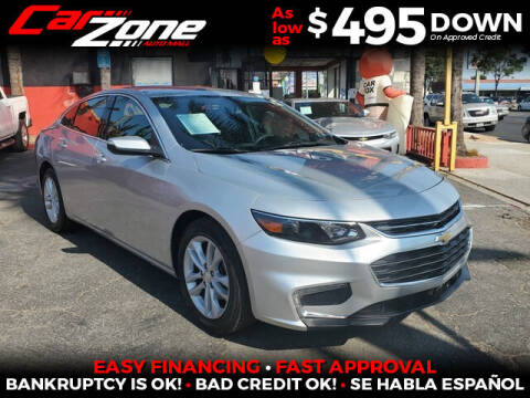 2017 Chevrolet Malibu for sale at Carzone Automall in South Gate CA