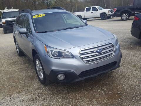 2015 Subaru Outback for sale at Jack Cooney's Auto Sales in Erie PA