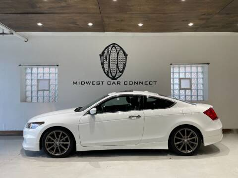 2012 Honda Accord for sale at Midwest Car Connect in Villa Park IL