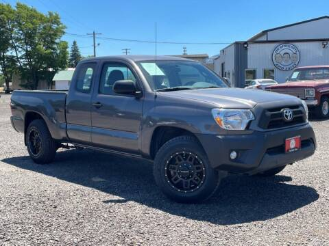 2015 Toyota Tacoma for sale at The Other Guys Auto Sales in Island City OR
