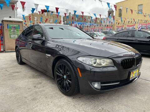 2012 BMW 5 Series for sale at Elite Automall Inc in Ridgewood NY