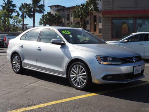 2014 Volkswagen Jetta for sale at Corona Auto Wholesale in Corona CA