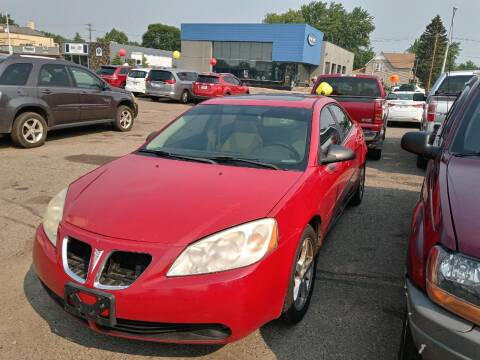 2007 Pontiac G6 for sale at Tower Motors in Brainerd MN