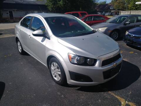 2015 Chevrolet Sonic for sale at I Car Motors in Joliet IL