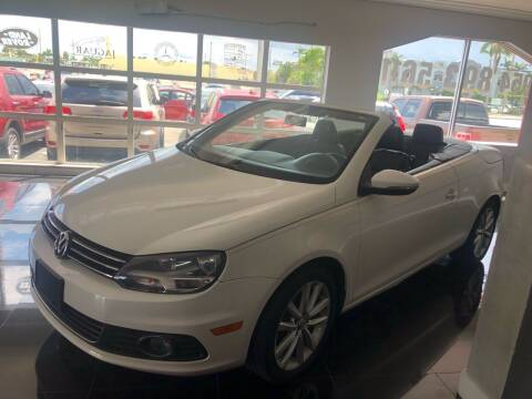 2012 Volkswagen Eos for sale at CARSTRADA in Hollywood FL