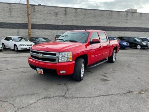 2007 Chevrolet Silverado 1500 for sale at Orem Auto Outlet in Orem UT