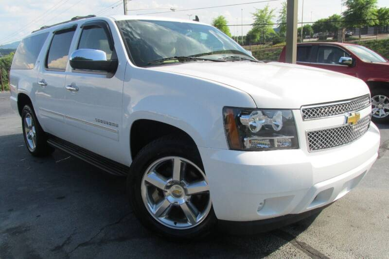 2010 Chevrolet Suburban for sale at Tilleys Auto Sales in Wilkesboro NC