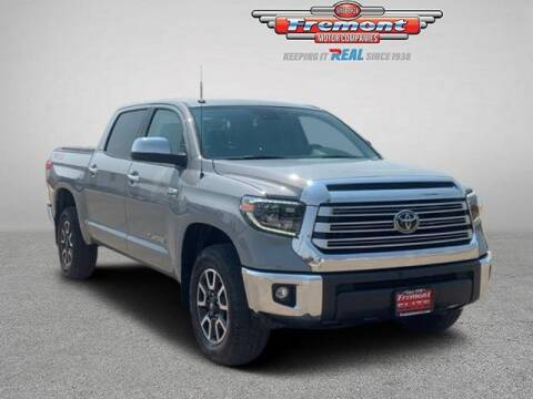 2019 Toyota Tundra for sale at Rocky Mountain Commercial Trucks in Casper WY