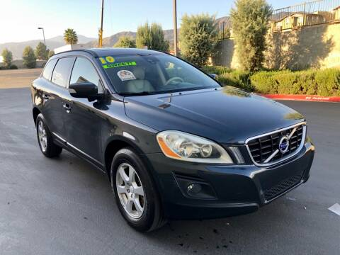 2010 Volvo XC60 for sale at Select Auto Wholesales in Glendora CA