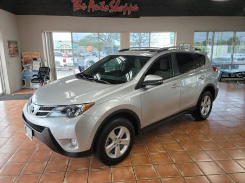 2014 Toyota RAV4 for sale at The Auto Shoppe in Springfield MO