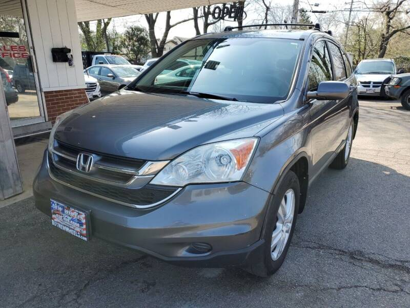 2010 Honda CR-V for sale at New Wheels in Glendale Heights IL