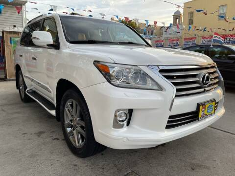 2014 Lexus LX 570 for sale at Elite Automall Inc in Ridgewood NY