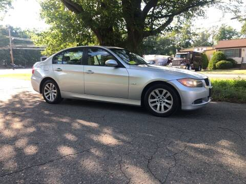 2007 BMW 3 Series for sale at Car-Nation Enterprises Inc in Ashland MA