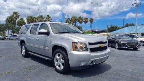 2013 Chevrolet Suburban for sale at Select Autos Inc in Fort Pierce FL