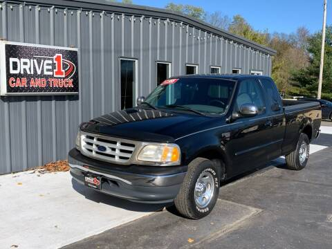 1999 Ford F-150 for sale at Drive 1 Car & Truck in Springfield OH