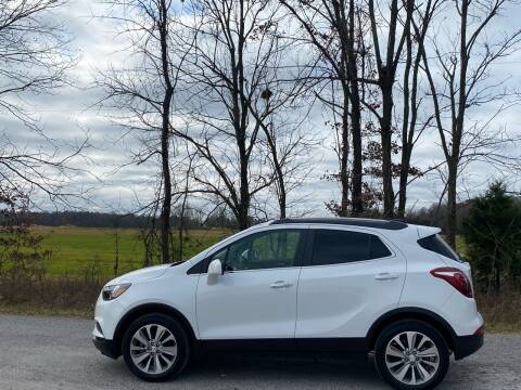 2020 Buick Encore for sale at RAYBURN MOTORS in Murray KY
