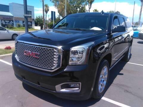 2015 GMC Yukon XL for sale at Shamrock Group LLC #1 in Pleasant Grove UT