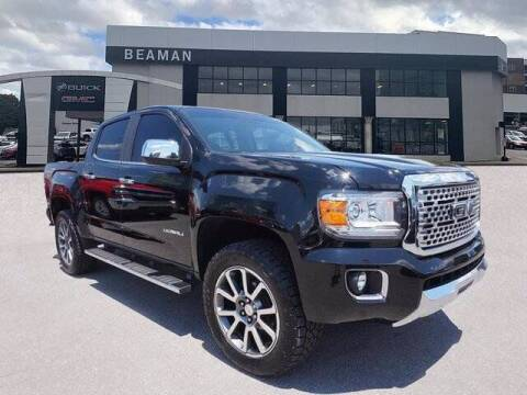 2019 GMC Canyon for sale at BEAMAN TOYOTA - Beaman Buick GMC in Nashville TN