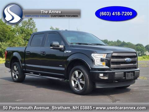 2017 Ford F-150 for sale at The Annex in Stratham NH