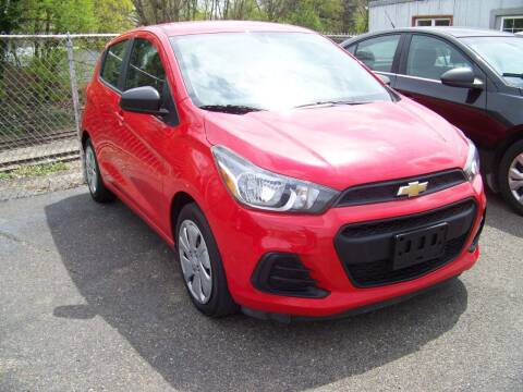 2016 Chevrolet Spark for sale at Collector Car Co in Zanesville OH