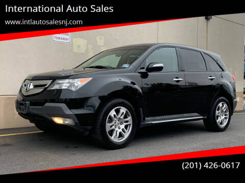 2008 Acura MDX for sale at International Auto Sales in Hasbrouck Heights NJ