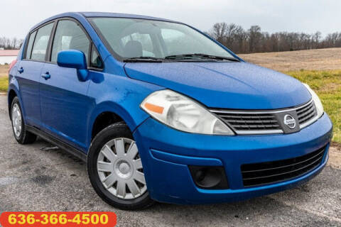 2008 Nissan Versa for sale at Fruendly Auto Source in Moscow Mills MO