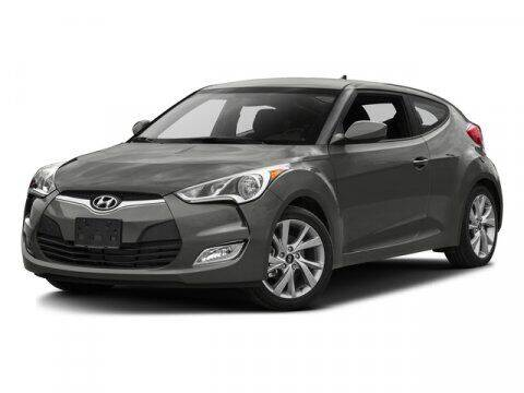 2016 Hyundai Veloster for sale at HILAND TOYOTA in Moline IL