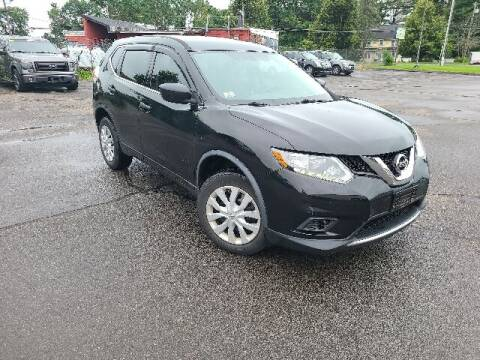 2016 Nissan Rogue for sale at BETTER BUYS AUTO INC in East Windsor CT