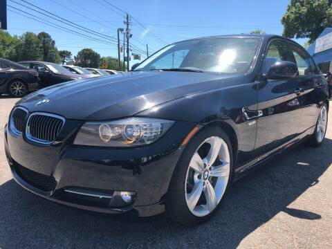 2010 BMW 3 Series for sale at Capital Motors in Raleigh NC