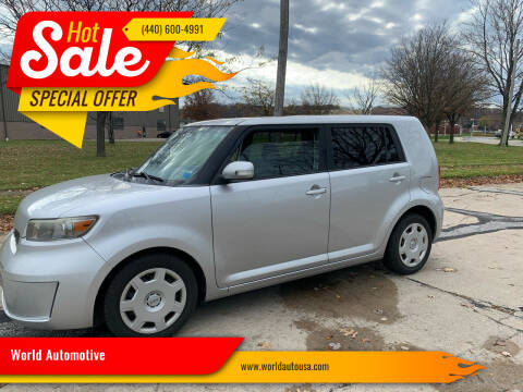 2008 Scion xB for sale at World Automotive in Euclid OH
