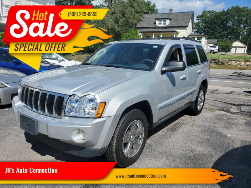 2007 Jeep Grand Cherokee for sale at JR's Auto Connection in Hudson NH