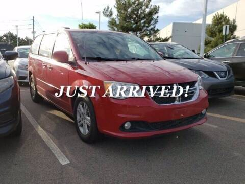 2012 Dodge Grand Caravan for sale at EMPIRE LAKEWOOD NISSAN in Lakewood CO