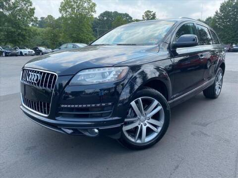 2014 Audi Q7 for sale at iDeal Auto in Raleigh NC