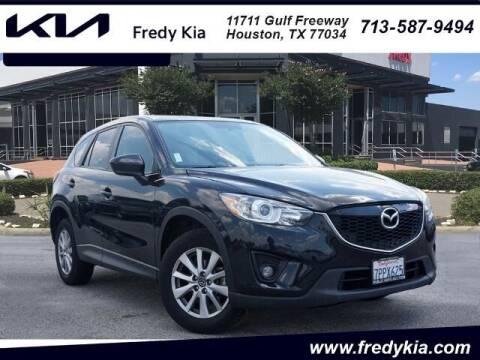 2015 Mazda CX-5 for sale at FREDY KIA USED CARS in Houston TX
