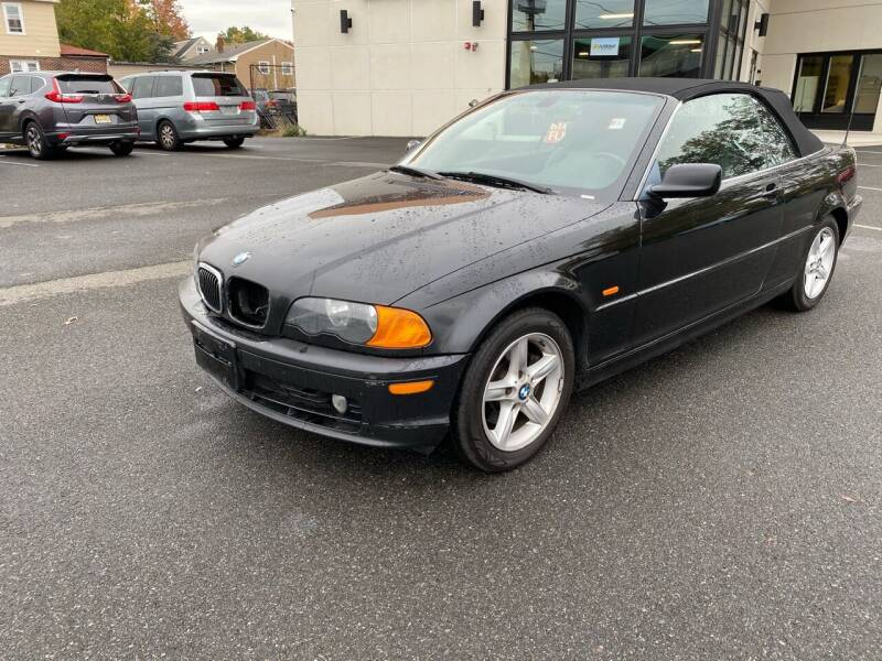 2003 BMW 3 Series for sale at MAGIC AUTO SALES in Little Ferry NJ