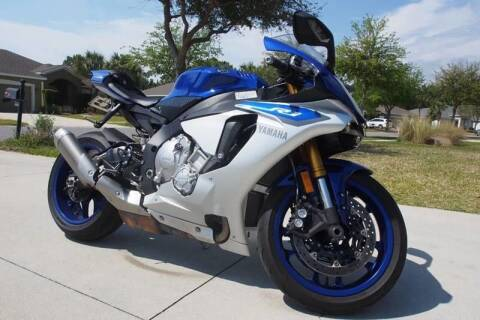 2015 Yamaha YZF-R1 for sale at Gulf Financial Solutions Inc DBA GFS Autos in Panama City Beach FL