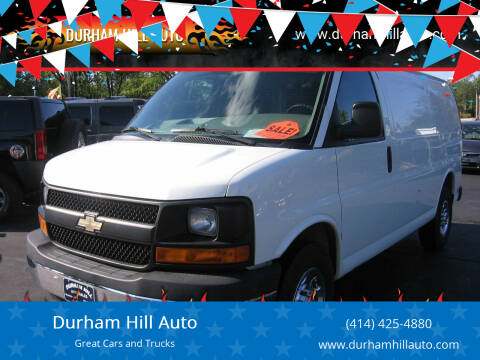 2016 Chevrolet Express Cargo for sale at Durham Hill Auto in Muskego WI