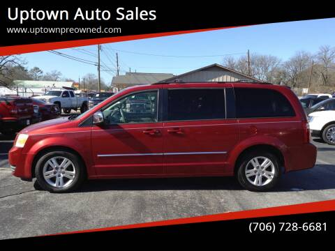 2008 Dodge Grand Caravan for sale at Uptown Auto Sales in Rome GA