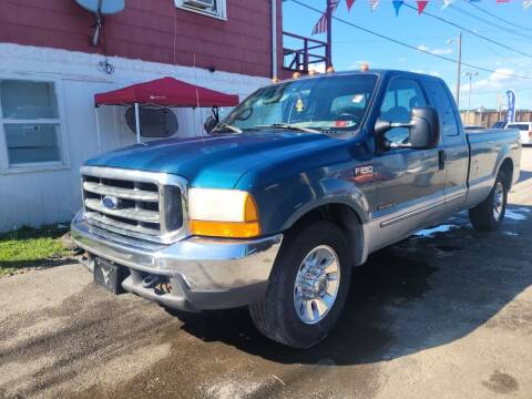 2000 Ford F-250 Super Duty for sale at Sissonville Used Car Inc. in South Charleston WV