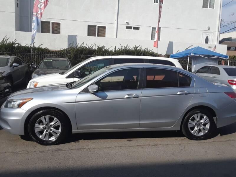 2011 Honda Accord for sale at Western Motors Inc in Los Angeles CA