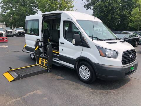 2016 Ford Transit Passenger for sale at iCar Auto Sales in Howell NJ