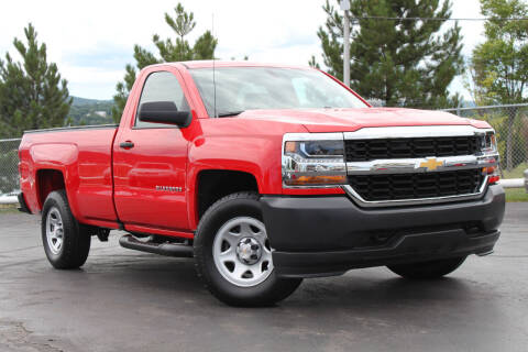2018 Chevrolet Silverado 1500 for sale at Dan Paroby Auto Sales in Scranton PA