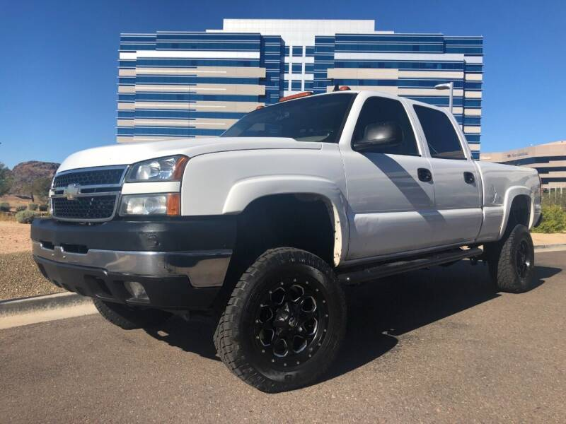 2007 Chevrolet Silverado 2500HD Classic for sale at Day & Night Truck Sales in Tempe AZ