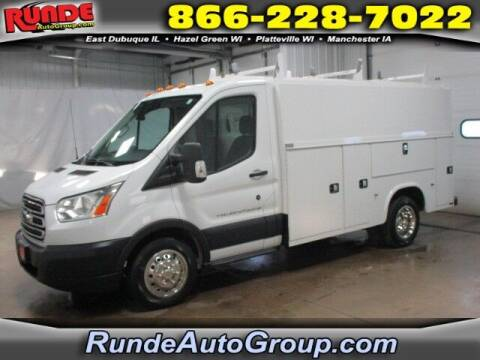 2015 Ford Transit Cutaway for sale at Runde Chevrolet in East Dubuque IL