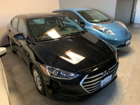 2017 Hyundai Elantra for sale at Destination Motors in Temecula CA