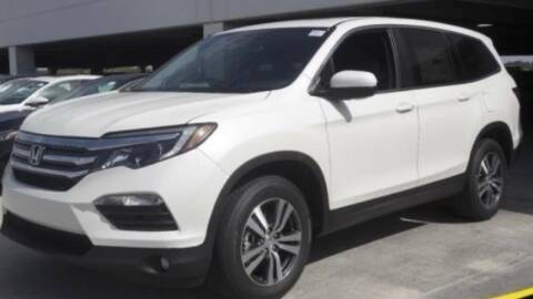 2018 Honda pilot lx for sale at Primary Motors Inc in Commack NY