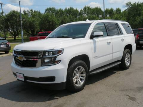 2015 Chevrolet Tahoe for sale at Low Cost Cars North in Whitehall OH