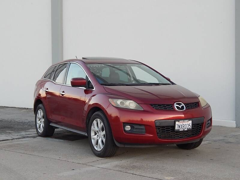 2007 Mazda CX-7 for sale at Gilroy Motorsports in Gilroy CA
