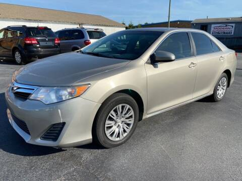 2014 Toyota Camry for sale at Modern Automotive in Boiling Springs SC