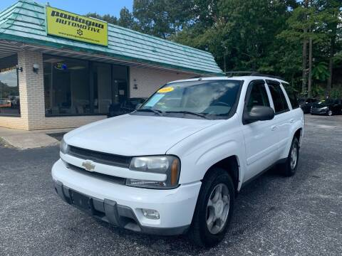 2005 Chevrolet TrailBlazer for sale at Diana Rico LLC in Dalton GA
